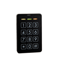 C1000LP Keypad reader for Stand Alone - Battery power compatible
